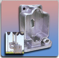 Railroad Crossing Housings, Permanent and Semi-Permanent Molds